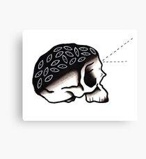 Minds Sight Canvas Print
