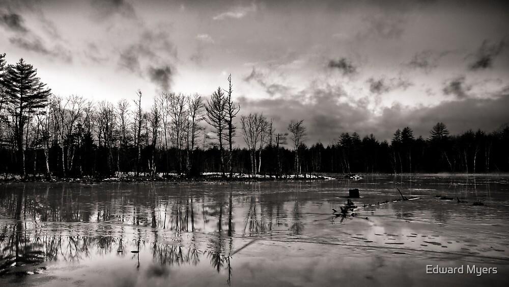 Frozen Landscape by Edward Myers