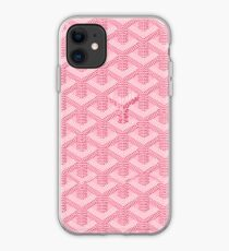 balck goyard iPhone Case
