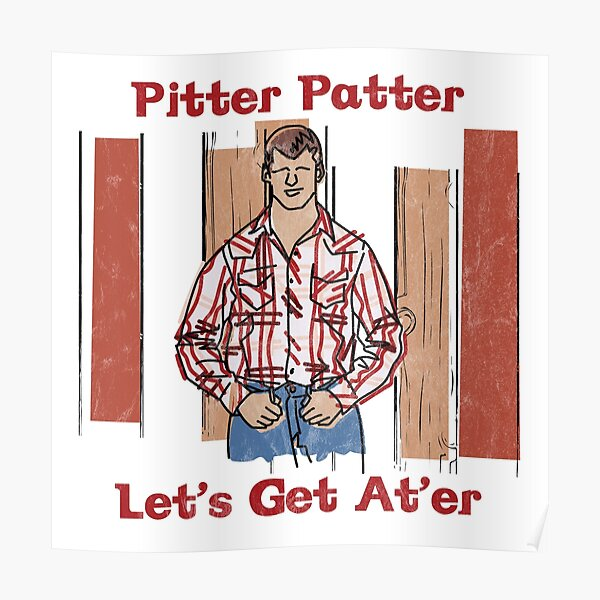Pitter Patter Poster