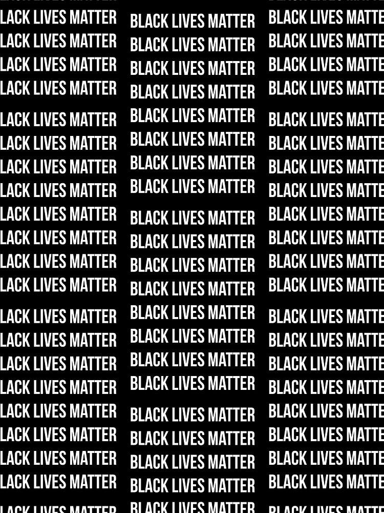 Black Lives Matter by abigailahn
