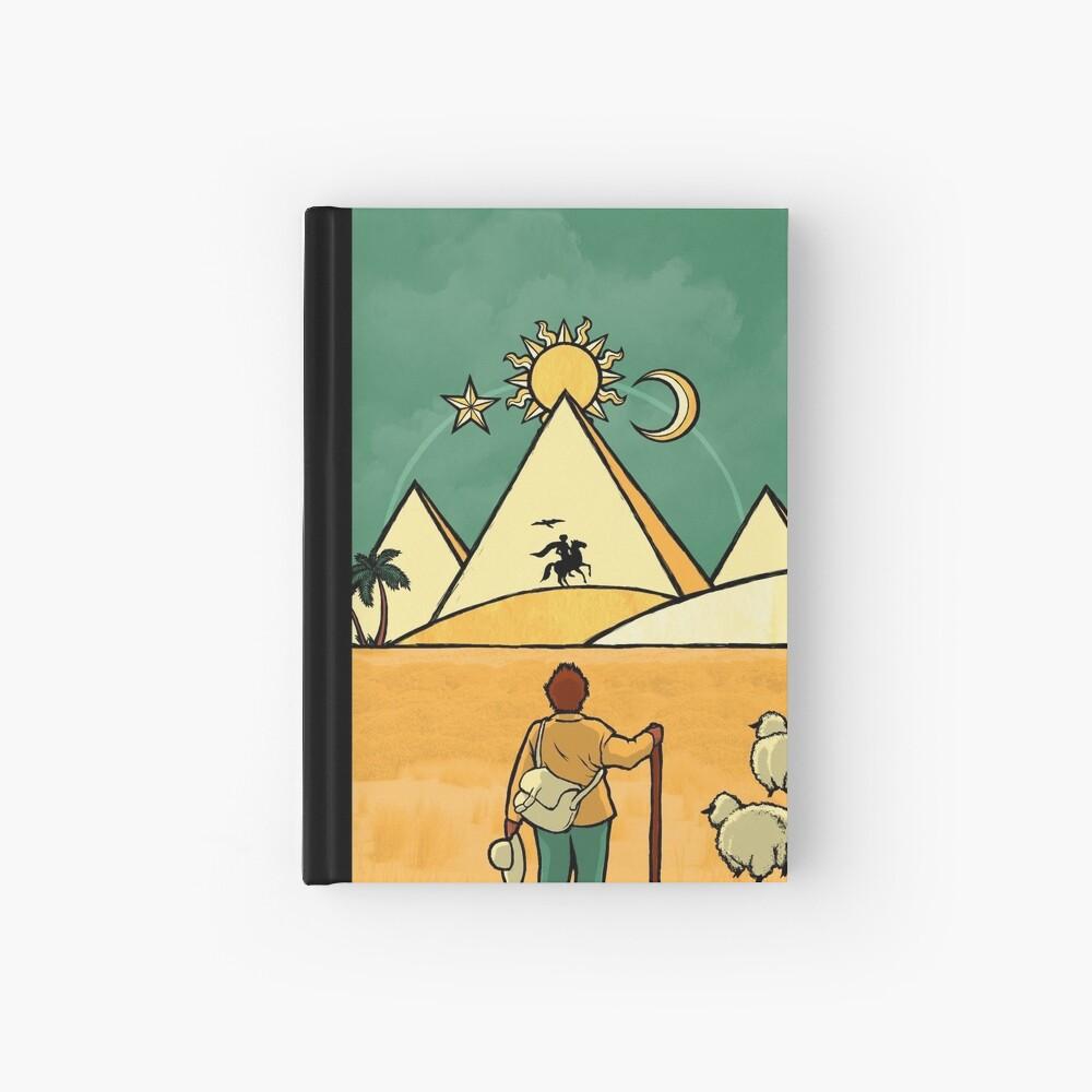 The Alchemist Hardcover Journal