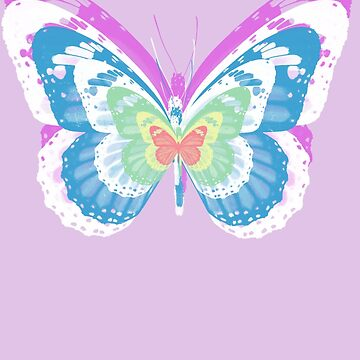 60's Butterfly by ConoArt