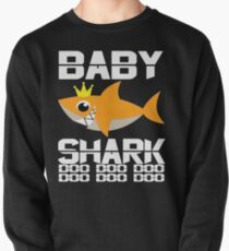 30b16f8d New 2019 baby Shark doo doo shirt for shark lovers-best baby gift idea  Pullover