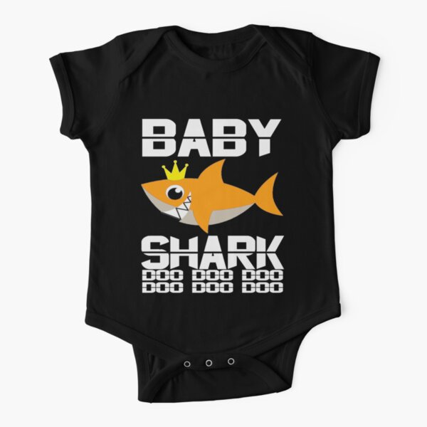 Shark Kids Babies Clothes Redbubble