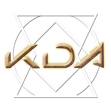 KDA band merch by Slae