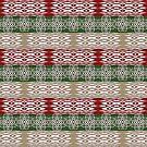 Ethnic african tribal stripes pattern  by Stellagala