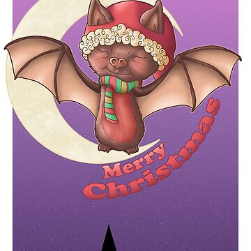 Batty Merry Christmas by ianablakeman
