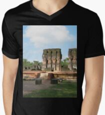 a sprawling Sri Lanka landscape Mens V-Neck T-Shirt