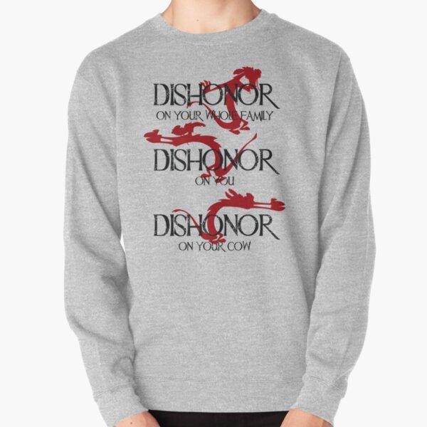 Déshonorer! Sweatshirt épais