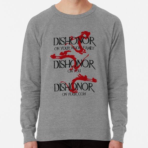 Dishonor! Lightweight Sweatshirt