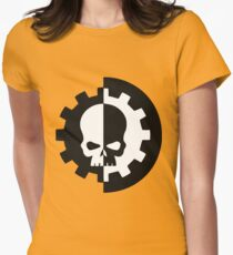 Adeptus Mechanicus Bis Fitted T-Shirt