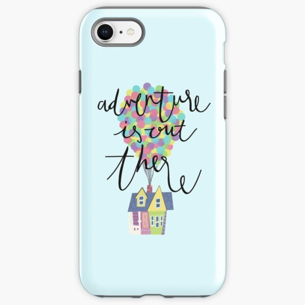 Adventure is out there  iPhone Tough Case