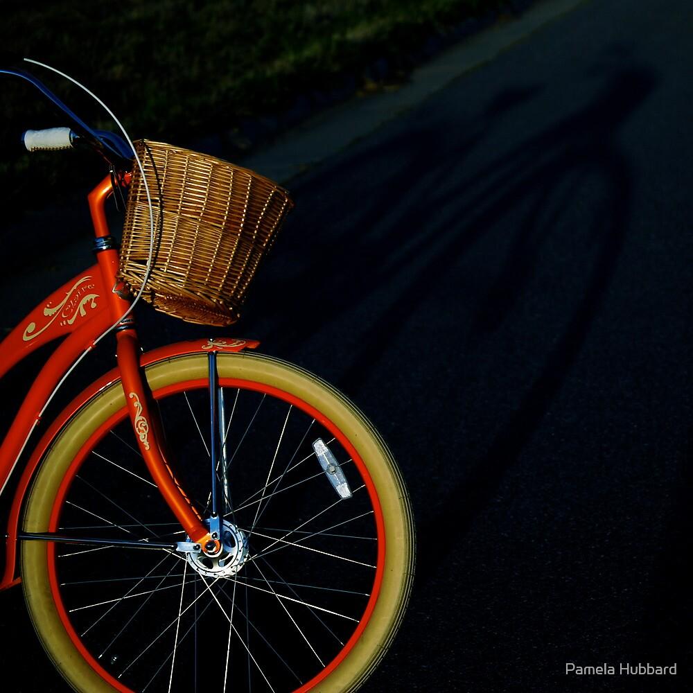 Big Wheel by Pamela Hubbard