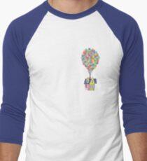 Balloon House Men's Baseball ¾ T-Shirt