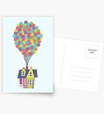Balloon House Postcards