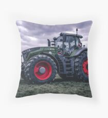 Fendt 1050 Throw Pillow