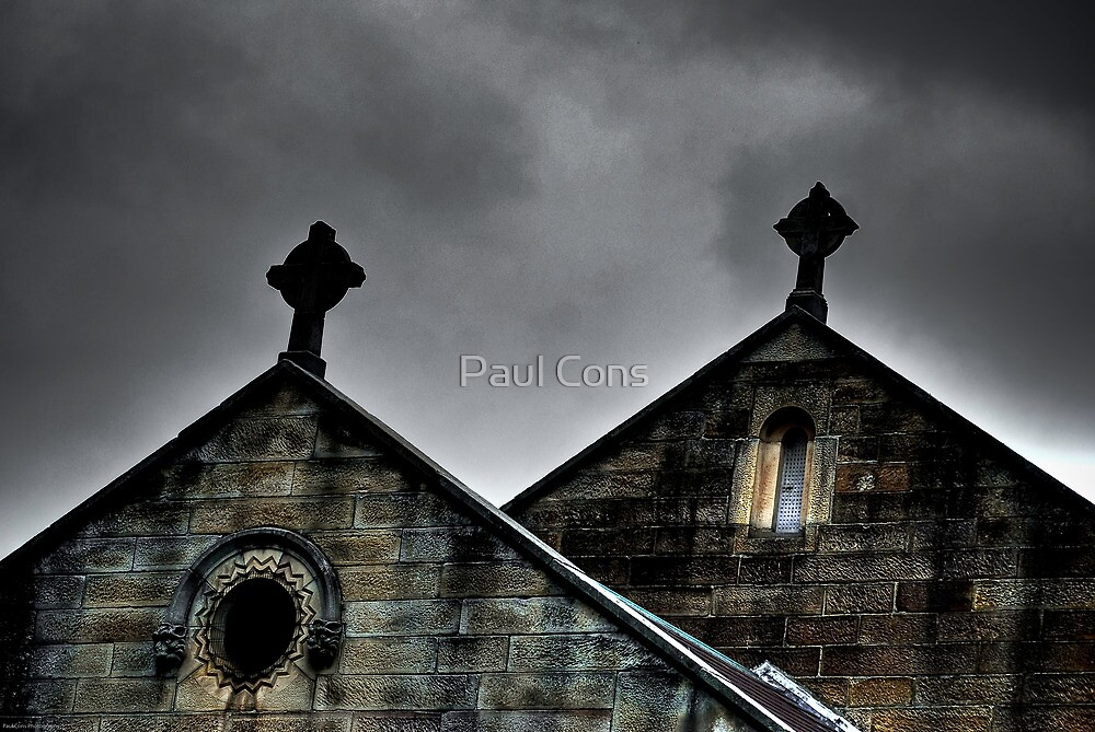 House Of Holy by Paul Cons