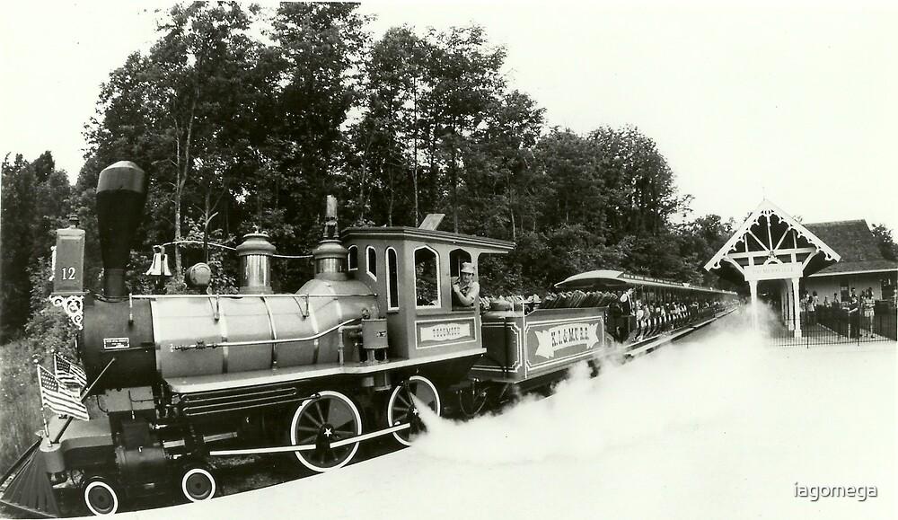 All aboard by iagomega