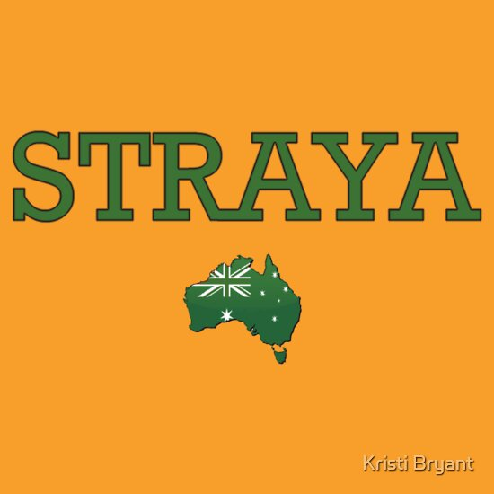 TShirtGifter presents: STRAYA!