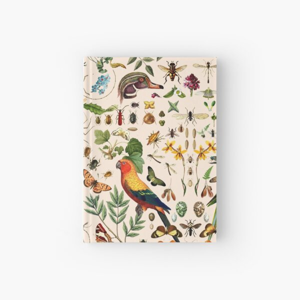 Biology 404 Hardcover Journal