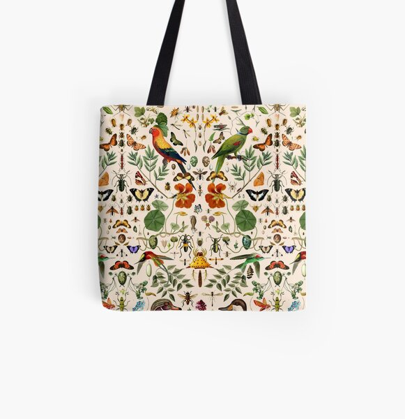 Biology 404 All Over Print Tote Bag