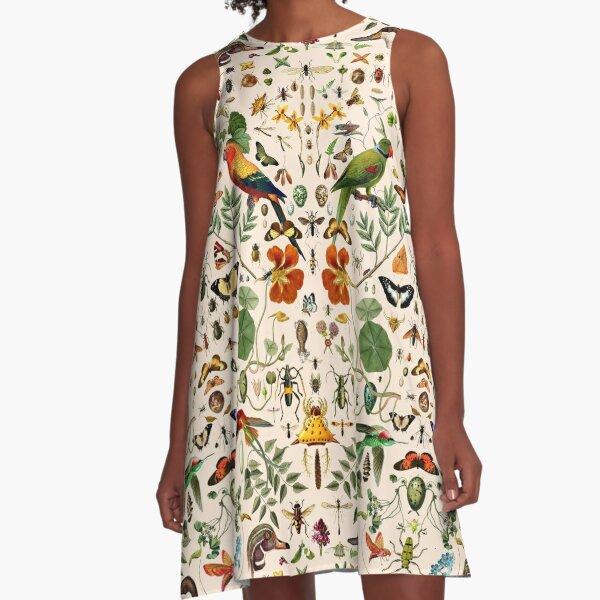 Biology 404 A-Line Dress
