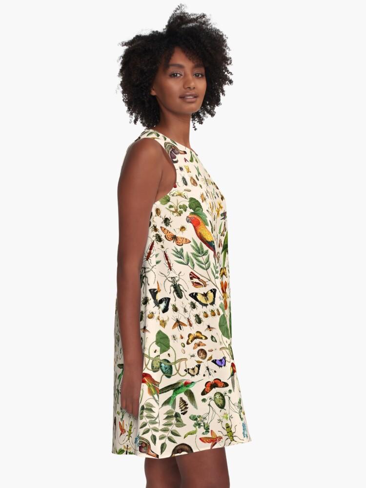 Alternate view of Biology 404 A-Line Dress