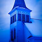 Historic Church in Sault Ste. Marie by Kathy Nairn