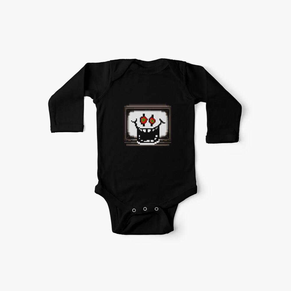 Flowey Omega - UNDERTALE - Pixel Kunst Baby Bodys