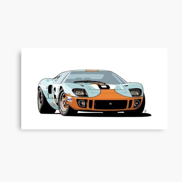 GT40 Canvas Print