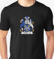 Wildman Coat of Arms - Family Crest Shirt Unisex T-Shirt
