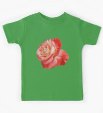 Ombré Red Rose II - Hipster/Pretty/Trendy Flowers Kids Clothes