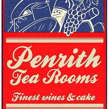 Penrith Tea Rooms by ScottCarey