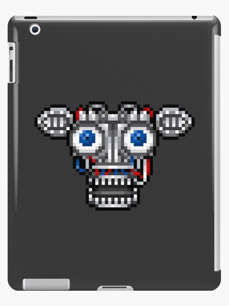 Fünf Nächte in Freddys 2 - Pixel Kunst - Endoskeleton von GEEKsomniac