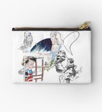Story Lines - Pinocchio Characters Studio Pouch