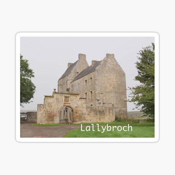 Midhope Castle , near Edinburgh , Scotland Sticker