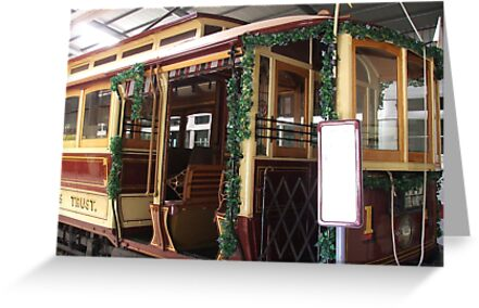 Tram 1 by ScenerybyDesign