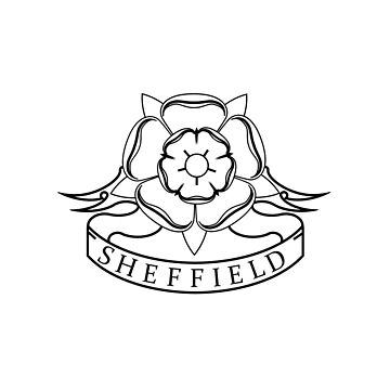 Sheffield Flower // Alex Turner Tattoo  by DesignedByOli
