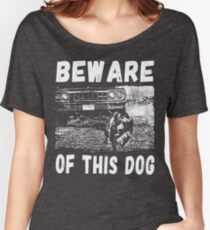 Beware Of This Dog Baggyfit T-Shirt