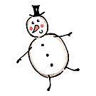 Snowman by helenmccartney