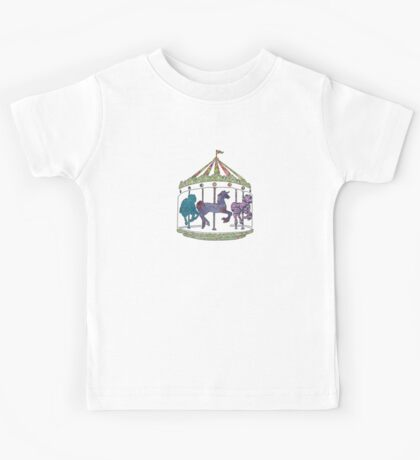 Patchwork Carousel Kids Clothes