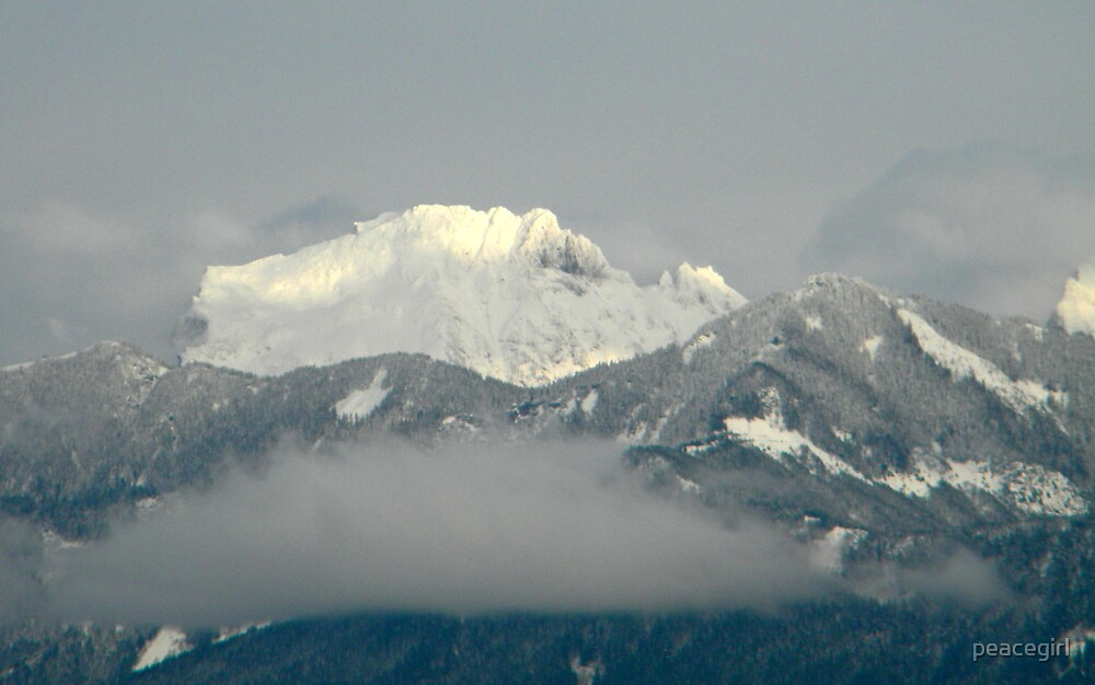 Majestic Mountains by peacegirl