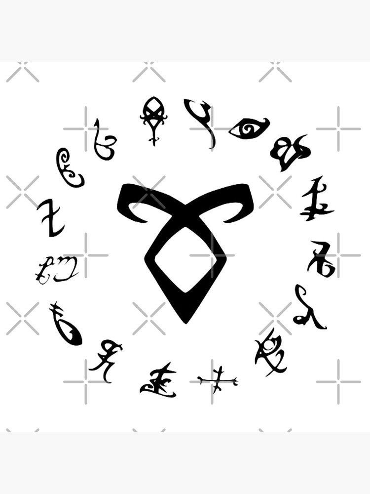 Shadowhunter Runen