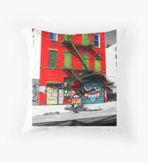 Cojín Williamsburg Street Art II