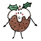Christmas Pudding by helenmccartney