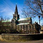 View on Glasgow Cathedral by Matthias Keysermann