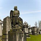 Contemplating Angel by Matthias Keysermann