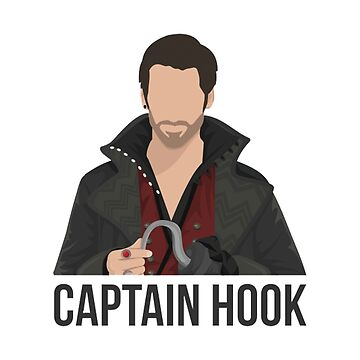 Captain Hook - Once Upon A Time by Hilaarya