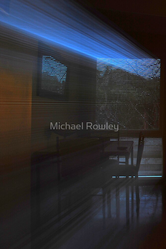 Time Warp by Michael Rowley